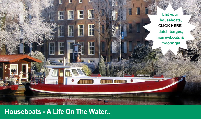 houseboat, house boat, dutch barges, narrowboats and boat conversions for sale