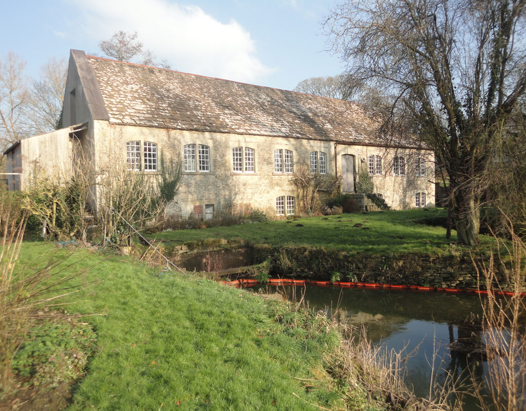 Shawford Mill