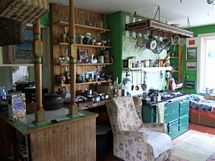 The kitchen ,heart of the house
