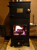 The Multifuel Central Heating Stove