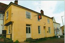 Unique Medieval Former Public House - Red Lion Debenham - SOLD