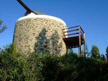 Renovated windmill