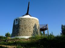 Renovated windmill with additional millers cottage to renovate.