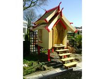 Oriental Outhouse!