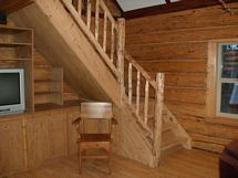 British Columbia log home with acreage - SOLD