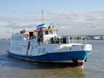 Passenger Vessel for Conversion - Princess Pocahontas